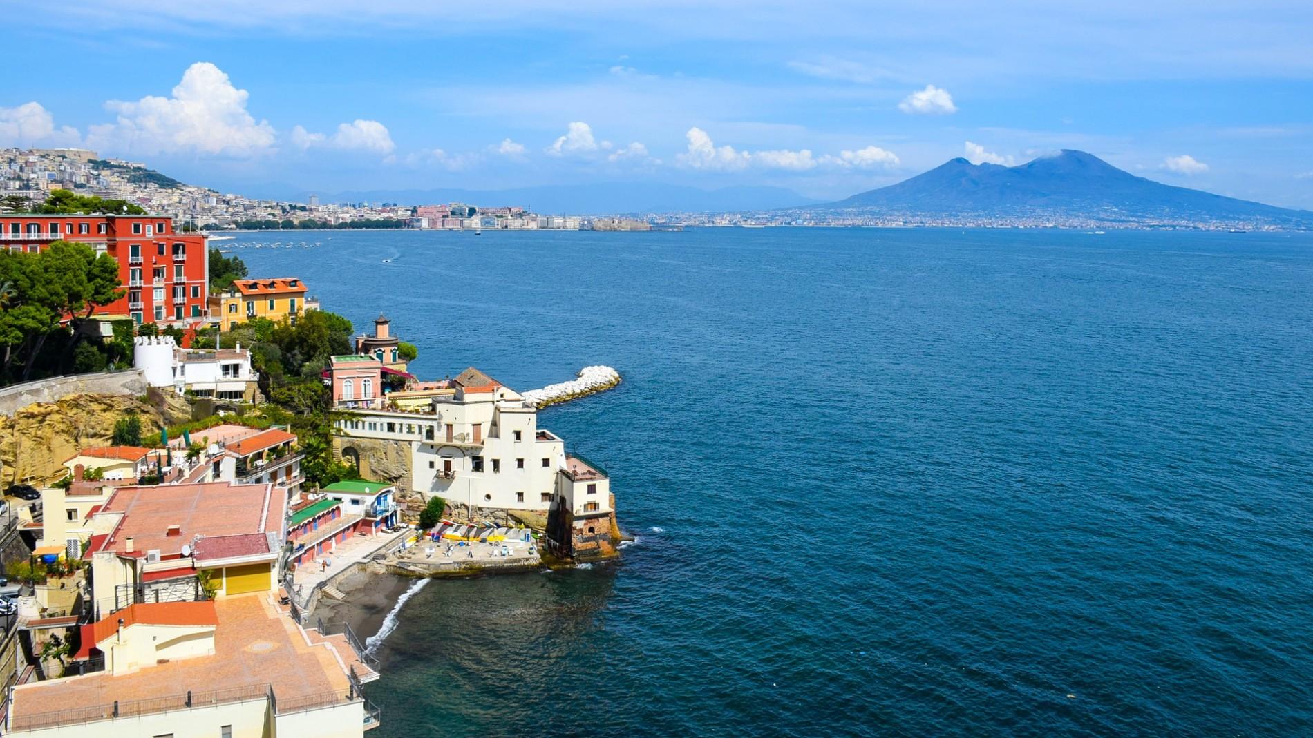 ENTFÄLLT Sorrent - Golf von Neapel/Amalfiküste 2021 - Union Reiseteam
