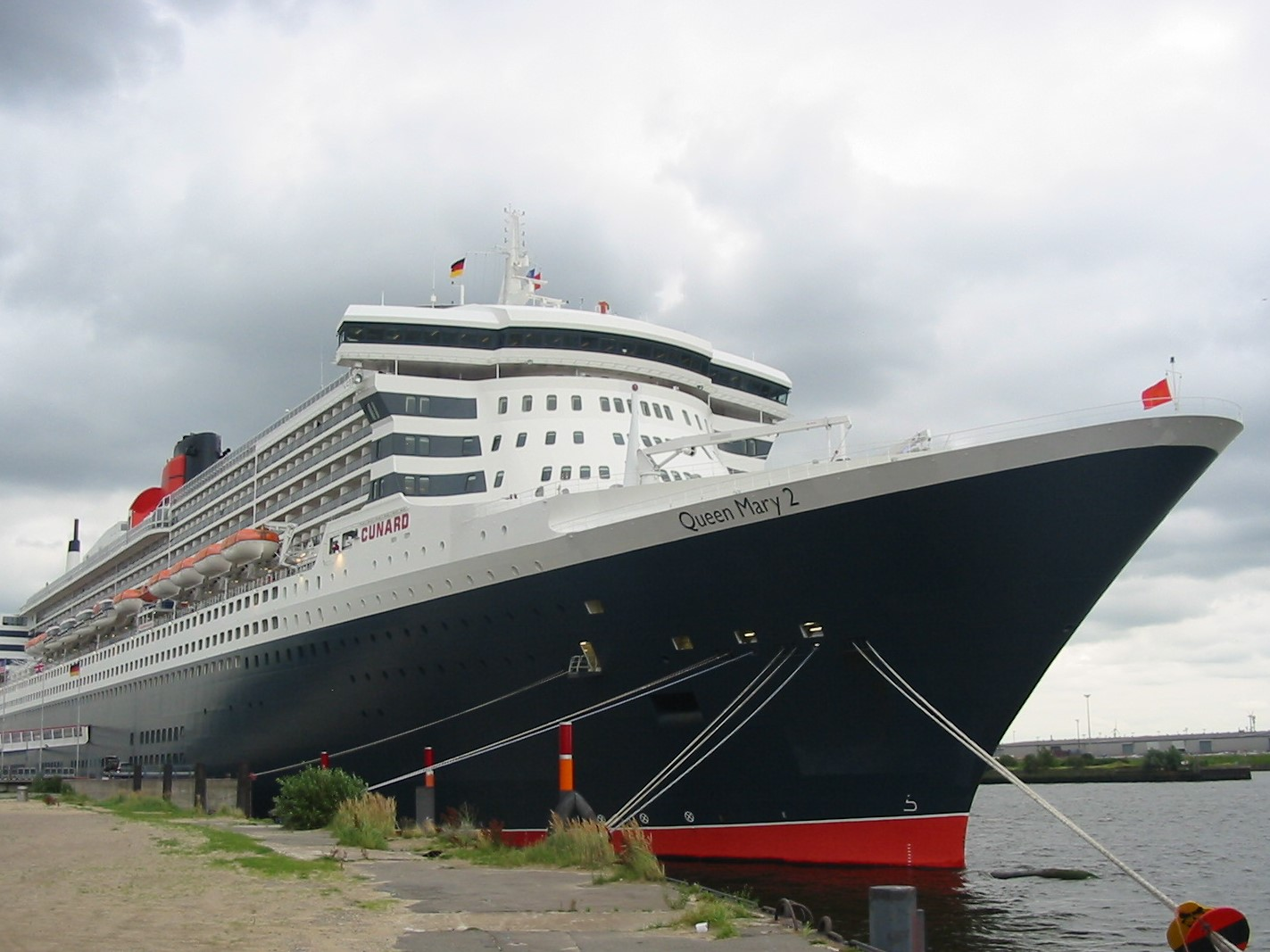 ENTFÄLLT Queen Mary 2 Kleine Auszeit 2021 | Union Reiseteam