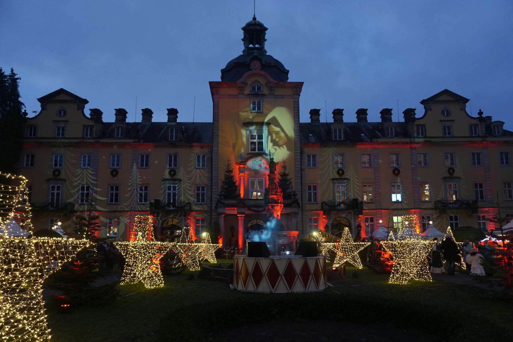 Bückeburg Weihnachtsmarkt im Schloss 2021 - Union Reiseteam